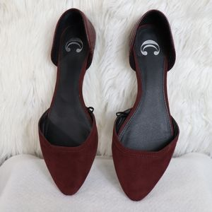 Charming Charlie Slip-on Flats